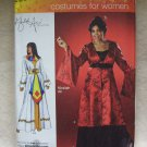 SIMPLICITY PATTERN:  Khaliah Ali Collection Costumes Pattern #2837 women size 26w - 32w