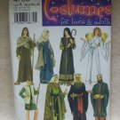 **Simplicity hallween/harvest home Pattern #4795 bible characters, teens and adult size xs -xl
