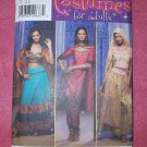 SIMPLICITY DANCE Pattern #4249 adult, with top, skirt, shawl, size  14, 16, 18, 20