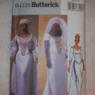 WEDDING DRESS Butterick Pattern #4229  size 20, 22, 24, ,
