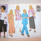 Butterick 3039 size 16w, 18w, 20w, women's /women's petite, shirt, top , tunic, dress,