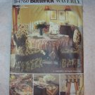 **Butterick Pattern #4760 formal dining room accessories