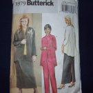 Butterick Pattern #3979,  size 22w, 24W, 26W , women's /women's jacket, top skirt and pants