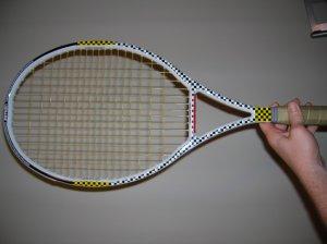 ESTUSA ProEquipe SPG Tennis Racquet, Racket 4 1/2 Grip