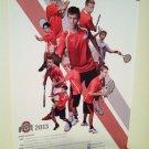 OSU Men's 2013 Tennis Team Poster