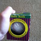 Babe Ruth 100th Anniversary Commemorative Baseball