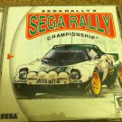 Sega DreamCast Sega Rally Championship Video Game Perfect Condition