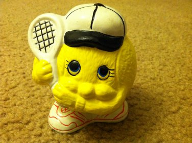 Tennis Ball Coin Bank