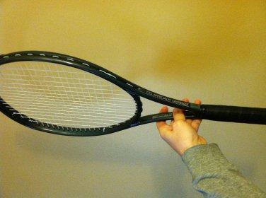 Prince CTS Approach Oversize 4 3/8 Grip Tennis Racquet, Racket, Raquet