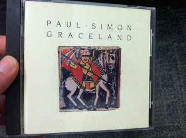Paul Simon Graceland 1986 CD