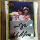 Murphy Jensen and Luke Jensen Tennis Card Auto