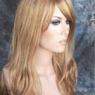 100% Virgin Indian/Brazilian Human Hair Full Lace Wig 18""