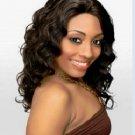 "100% Virgin Brazilian Human Hair Full Lace Wig(26"") loose wave"