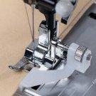 Sewing Machine Presser Foot Edge Stitch Low Shank Adjustable Guide 10400