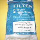 Hoover Windtunnel Upright Vac Micron Filter 38-2301-02