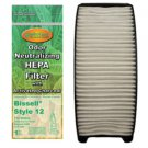 Bissell Style 12 Vacuum Cleaner Filter 18-2318-02