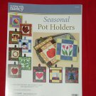 Sewing Seasonal Pot Holders Patterns Sewing with Nancy NZSPHP