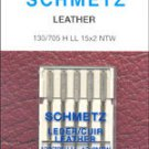 Schmetz Sewing Machine Leather Needle 1785