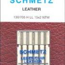 Schmetz Sewing Machine Leather Needle 1784