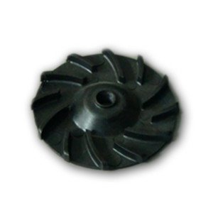 Motor 29.65 Armature Plastic Threaded Cooling Fan, 38755004, 39-8205-05