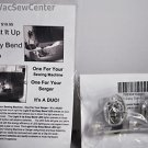 Light It Up Easy Bend Sewing Machine LED Light SR-LED2