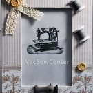 Sewing Theme 4 x 6 Picture Frame 37000T1-1