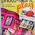 Photo-Fabric Play Book CT10626