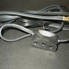 Singer Sewing Machine Lead Power Cord 3 Pin Plug Female