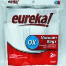 Eureka OX Canister Vacuum Cleaner Bags, 3 Pk, 61230A