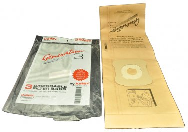 Kirby Generation 3 Vacuum Cleaner Bags 197289