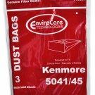 Kenmore 5041/5045 Style H Vacuum Bags