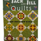 Jack and Jill Quilts for Boys and Girls, MC10755