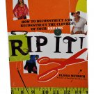 Rip It Sewing Book, SC26899