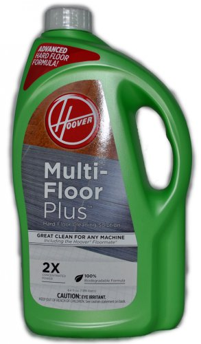 Hoover Multi-Floor Plus Hard Floor Cleaning Solution 64 fl oz