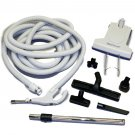 Built In Central Vacuum Cleaner Hose/Attachment Kit, 06-4930-09