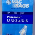 Panasonic Upright Type U, U-3, & U-6 Bags, 405493