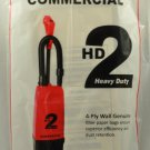 Commercial HD2 Upright Vacuum Cleaner Bags, 14-2412-01