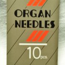 Organ Industrial Sewing Machine Needles 140/22, 16X95LR-140