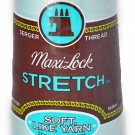A&E Maxi Lock Stretch Textured Nylon Mint Green Serger Thread MWN-32427