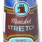 A&E Maxi Lock Stretch Textured Nylon Blue Serger Thread MWN-32059