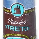 A&E Maxi Lock Stretch Textured Nylon Chicory Serger Thread MWN-32193
