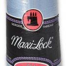 Maxi Lock All Purpose Thread Lucerne Blue 3000 YD Cone MLT-033