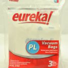 Eureka Upright Vacuum Cleaner Style PL Bags, E-62389