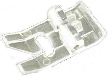 Singer Sewing Machine Satin Stitch Plastic Slant Needle Presser Foot 171463-451