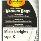 Generic Miele Style K Vacuum Cleaner Bags MIR-1442