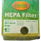 Dirt Devil Style F16 Filter 086700, 086710, 086700W ROR-1861