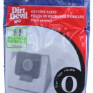 Dirt Devil Type O Vacuum Cleaner Bags 304235002