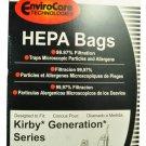 Kirby Upright Cloth Hepa Vacuum Bags, EnviroCare, 6 Pk