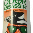 Odor Assassin Odor Eliminator Fresh Orange Scent