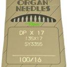 Organ Sewing Machine Needle 135X17-100